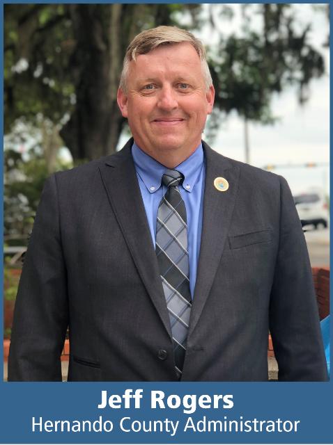 Jeff Rogers - Deputy County Administrator