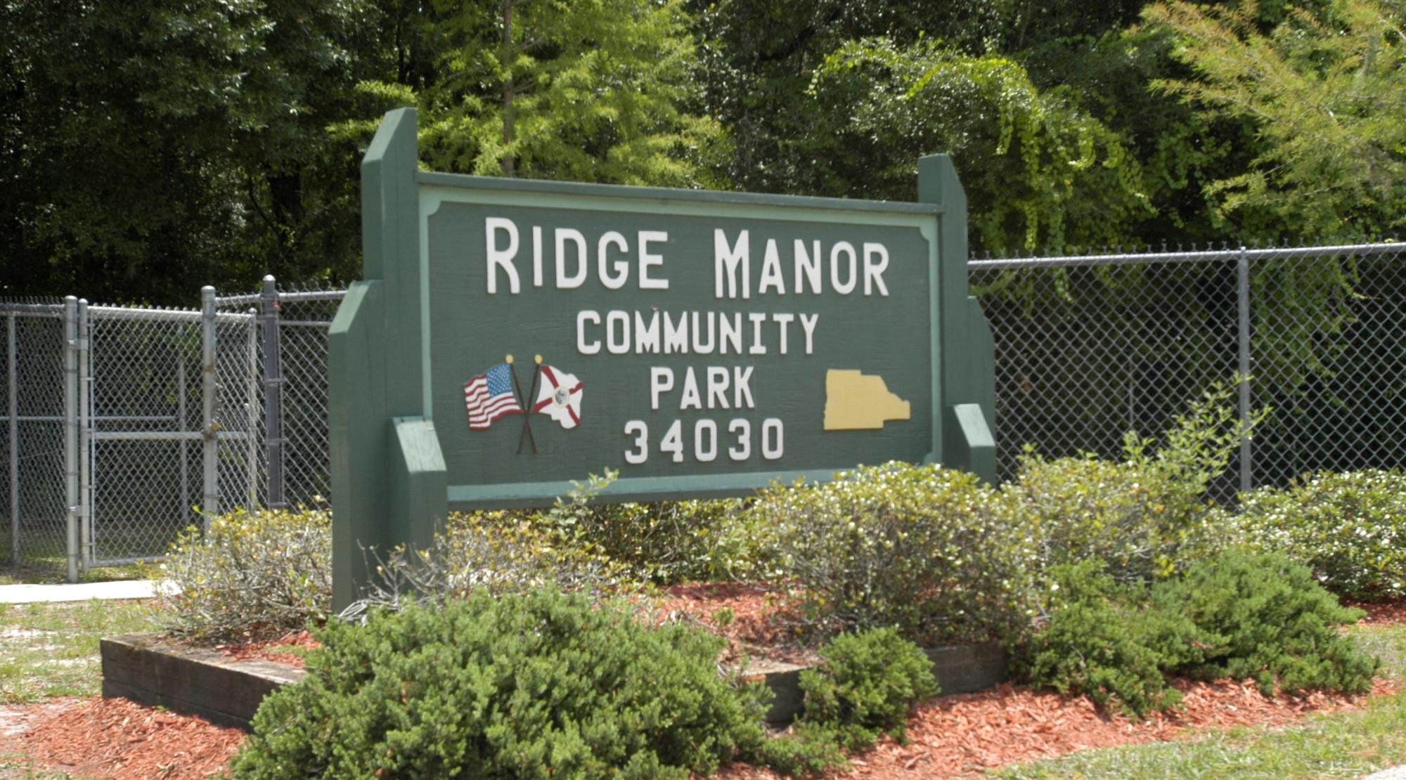 Ridge Manor Commnunity Park