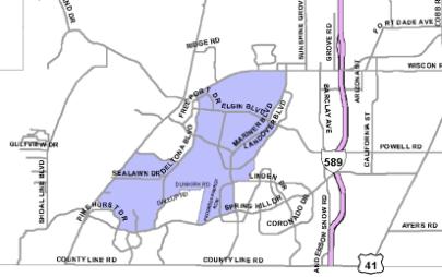 D1Commissioner Map 112912