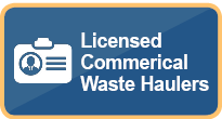 Licensed Commercial Waste Haulers