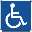 handicapped designated