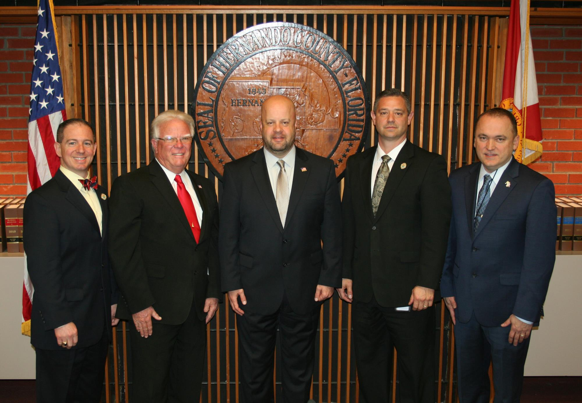 2019 Hernando Board of County Commissioners
