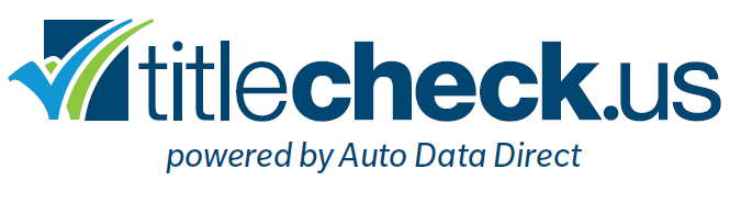 titlecheck.us powered by Auto Data Direct
